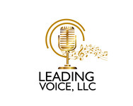Leading Voice, LLC. Logo - Entry #96