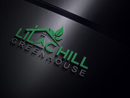 Lilac Hill Greenhouse Logo - Entry #90