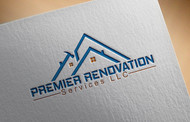 Premier Renovation Services LLC Logo - Entry #65