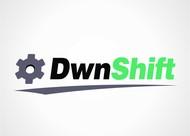 DwnShift  Logo - Entry #82