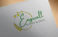 Engwall Florist & Gifts Logo - Entry #18