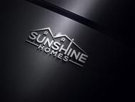 Sunshine Homes Logo - Entry #429