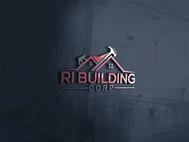 RI Building Corp Logo - Entry #94