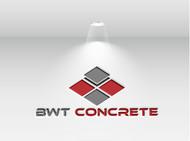 BWT Concrete Logo - Entry #4