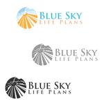 Blue Sky Life Plans Logo - Entry #346