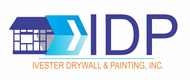 IVESTER DRYWALL & PAINTING, INC. Logo - Entry #96