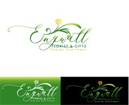 Engwall Florist & Gifts Logo - Entry #67