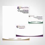 Business Card, Letterhead & Envelope Logo - Entry #36