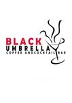 Black umbrella coffee & cocktail lounge Logo - Entry #31