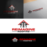 Reimagine Roofing Logo - Entry #296