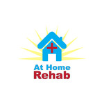At Home Rehab Logo - Entry #7