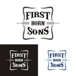FIRST BORN SONS Logo - Entry #143