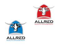ALLRED WEALTH MANAGEMENT Logo - Entry #784