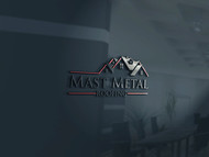 Mast Metal Roofing Logo - Entry #221