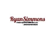 Woodwind repair business logo: R S Woodwinds, llc - Entry #40