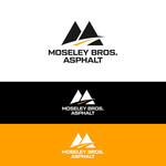 Moseley Bros. Asphalt Logo - Entry #7