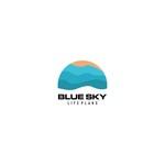 Blue Sky Life Plans Logo - Entry #2