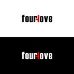 Four love Logo - Entry #249