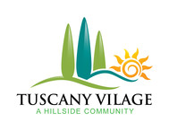 Tuscany Village Logo - Entry #124