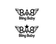 Ba Ba Bling baby Logo - Entry #134