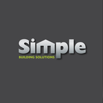 Simple Building Solutions Logo - Entry #21