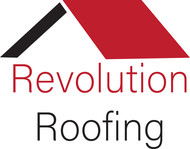 Revolution Roofing Logo - Entry #491