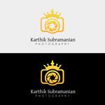 Karthik Subramanian Photography Logo - Entry #182