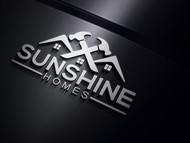Sunshine Homes Logo - Entry #492