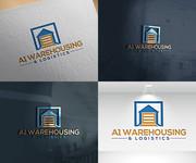 A1 Warehousing & Logistics Logo - Entry #115