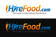iHireFood.com Logo - Entry #76