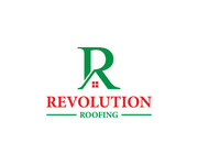 Revolution Roofing Logo - Entry #39