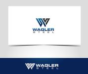 Wagler Steel  Logo - Entry #76