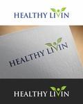 Healthy Livin Logo - Entry #658