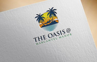 The Oasis @ Marcantel Manor Logo - Entry #9