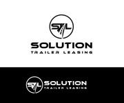 Solution Trailer Leasing Logo - Entry #279