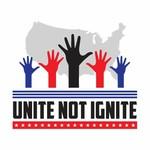 Unite not Ignite Logo - Entry #117