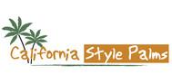 California Style Palms Logo - Entry #21
