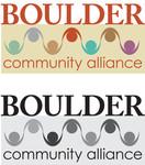 Boulder Community Alliance Logo - Entry #35