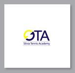 Silvia Tennis Academy Logo - Entry #50