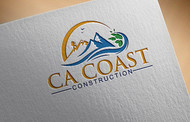 CA Coast Construction Logo - Entry #268
