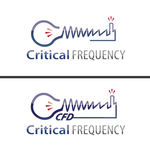 Critical Frequency Logo - Entry #54