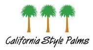 California Style Palms Logo - Entry #5