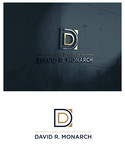 Law Offices of David R. Monarch Logo - Entry #186