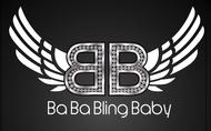 Ba Ba Bling baby Logo - Entry #14