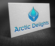 Arctic Delights Logo - Entry #120