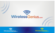 Need a logo for my website, WirelessGenius.com - Entry #62