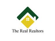 The Real Realtors Logo - Entry #11