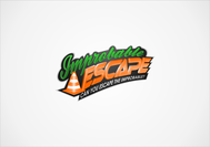 Improbable Escape Logo - Entry #66