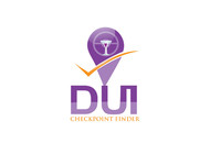 DUI Checkpoint Finder Logo - Entry #86