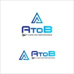 A to B Tuning and Performance Logo - Entry #202